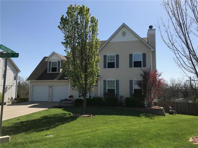 721 Brookside Drive, Warrensburg, MO 64093 (#2103851) :: Edie Waters Network