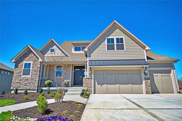 2306 W 179th Terrace, Overland Park, KS 66085 (#2104341) :: Char MacCallum Real Estate Group