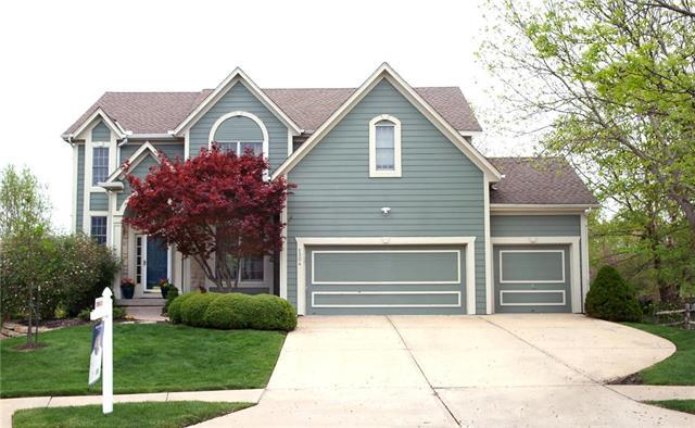 5304 W 160th Street, Overland Park, KS 66085 (#2104354) :: The Shannon Lyon Group - ReeceNichols