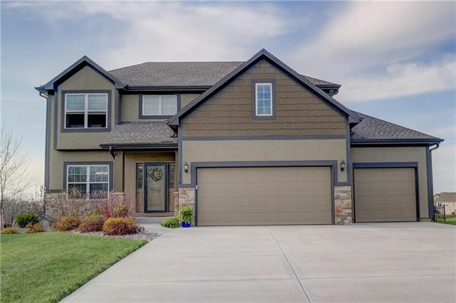 17712 Mission Ridge N/A, Smithville, MO 64089 (#2104529) :: Edie Waters Network