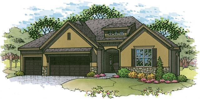 6802 Brownridge Drive, Shawnee, KS 66218 (#2104864) :: No Borders Real Estate