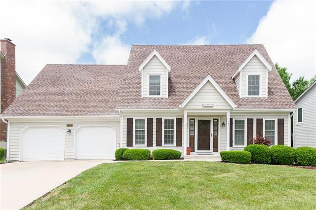 12334 Beverly Street, Overland Park, KS 66209 (#2105726) :: Team Real Estate
