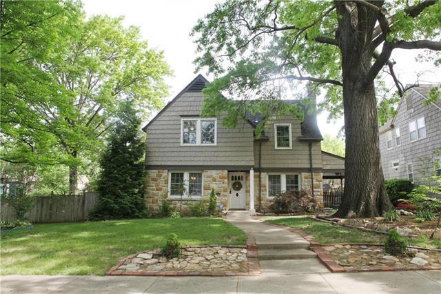 428 E 64th Terrace, Kansas City, MO 64131 (#2105963) :: NestWork Homes