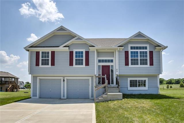 55 Rock Creek Terrace, Smithville, MO 64089 (#2106852) :: The Shannon Lyon Group - ReeceNichols