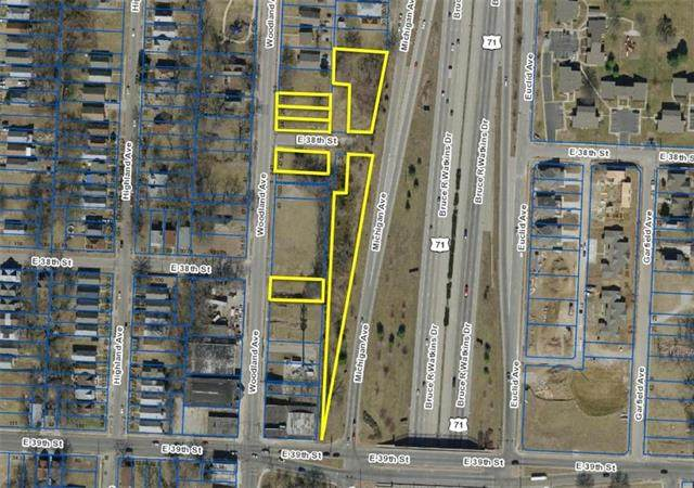 Michigan & Woodland Avenue, Kansas City, MO 64109 (#2106913) :: ReeceNichols Realtors