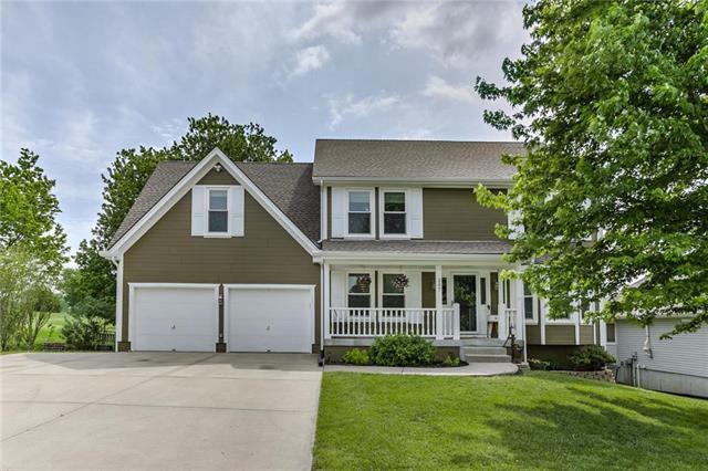 207 N Maple Lane, Smithville, MO 64089 (#2107182) :: Kansas City Homes
