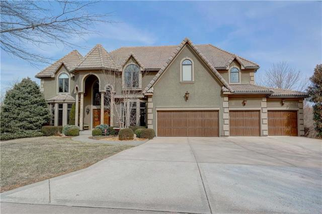 4254 W 150 Terrace, Leawood, KS 66224 (#2107692) :: Team Real Estate
