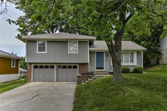 1214 NW 67th Terrace, Kansas City, MO 64118 (#2107736) :: The Shannon Lyon Group - ReeceNichols