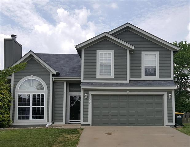 21504 W 50 Street, Shawnee, KS 66226 (#2107872) :: The Shannon Lyon Group - ReeceNichols