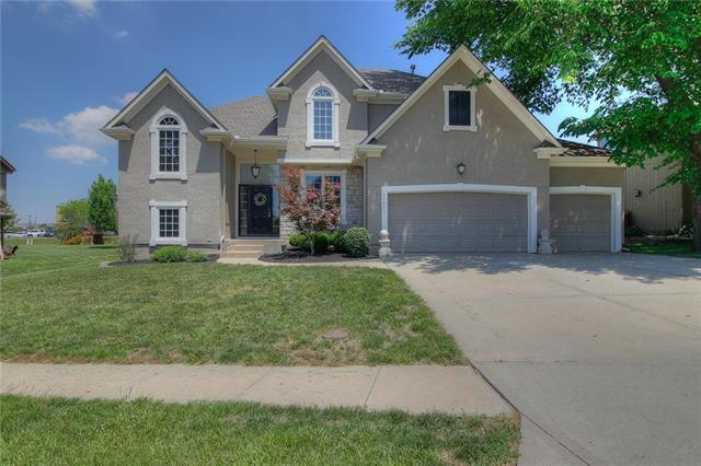 21802 W 60 Street, Shawnee, KS 66218 (#2107873) :: The Shannon Lyon Group - ReeceNichols