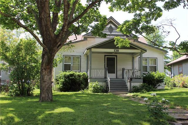 138 S Terrace Avenue, Liberty, MO 64068 (#2108009) :: Team Real Estate