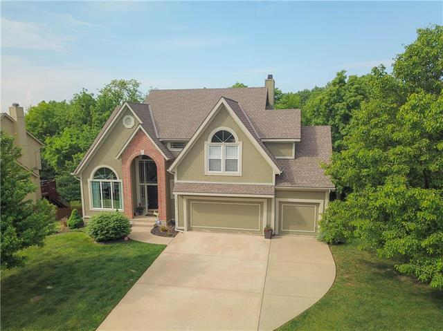 14615 W 70TH Street, Shawnee, KS 66216 (#2108108) :: The Shannon Lyon Group - ReeceNichols