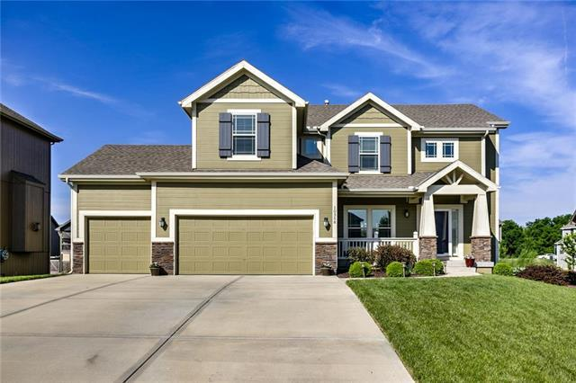 10358 N Skiles Court, Kansas City, MO 64157 (#2108268) :: Kansas City Homes