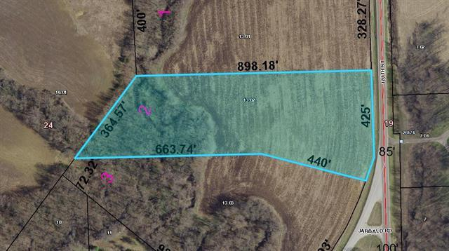 Lot 2 187th Street, Leavenworth, KS 66048 (#2108402) :: Edie Waters Network