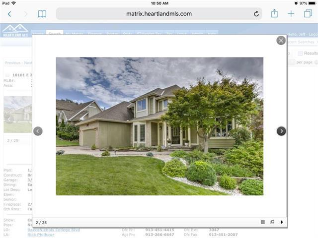 18101 E 29th Terrace Court, Independence, MO 64057 (#2108432) :: Team Real Estate