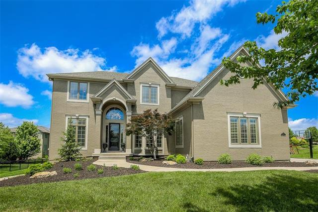 2748 W 139th Terrace, Leawood, KS 66224 (#2108450) :: Team Real Estate