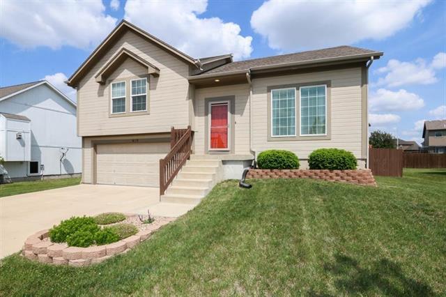 619 N Poplar Street, Gardner, KS 66030 (#2108456) :: Team Real Estate