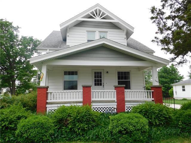 340 E 4th Street, Lawson, MO 64062 (#2108850) :: The Gunselman Team