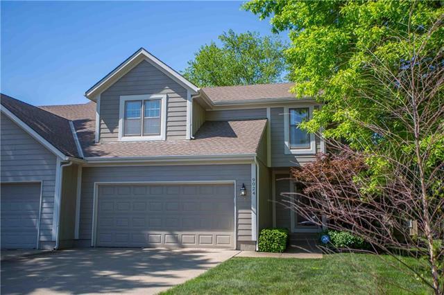 9024 W 121st Terrace, Overland Park, KS 66213 (#2108957) :: Kansas City Homes