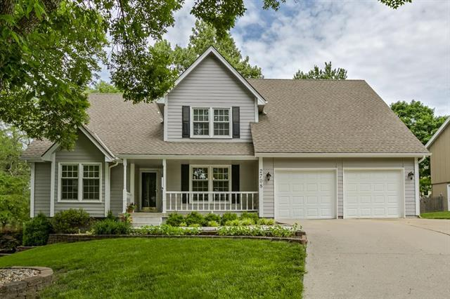 2708 NW Cliff View N/A, Lee's Summit, MO 64081 (#2109070) :: Kansas City Homes