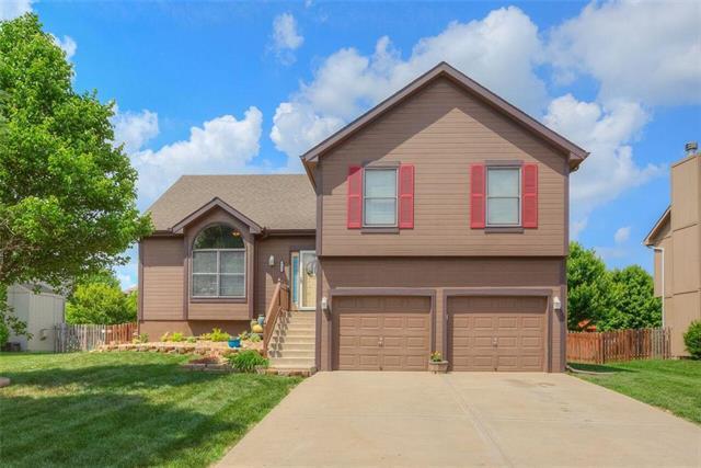 8122 NE 97th Street, Kansas City, MO 64157 (#2109171) :: Kansas City Homes