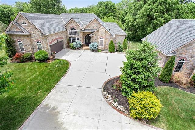 16807 NE 126th Street, Kearney, MO 64060 (#2109210) :: Kansas City Homes