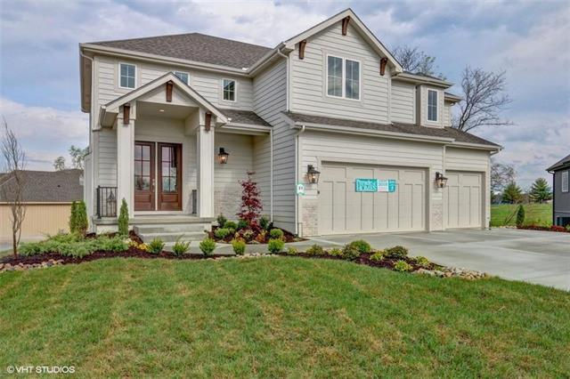 1674 Homestead Place, Liberty, MO 64068 (#2110454) :: Edie Waters Network