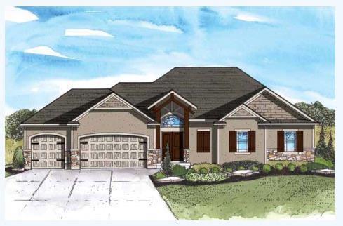 4720 NE Gateway Drive, Lee's Summit, MO 64064 (#2110624) :: Edie Waters Network