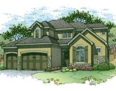 9102 W 165 Terrace, Overland Park, KS 66085 (#2110973) :: Edie Waters Network