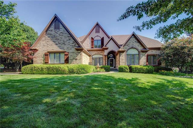 5304 W 148th Street, Leawood, KS 66224 (#2111865) :: Edie Waters Network
