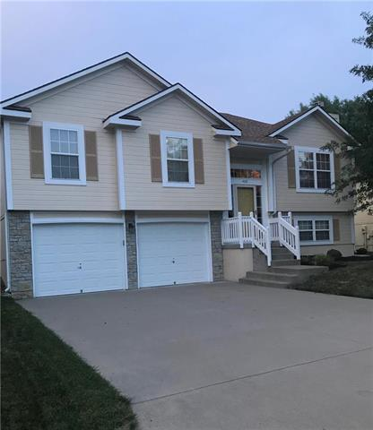 408 NW Orion Drive, Grain Valley, MO 64029 (#2112236) :: No Borders Real Estate