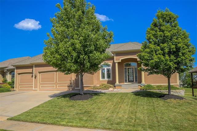1421 Cross Creek Drive, Raymore, MO 64083 (#2112307) :: No Borders Real Estate