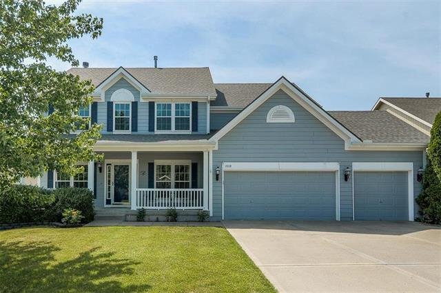 1539 Ashton Drive, Liberty, MO 64048 (#2112403) :: No Borders Real Estate
