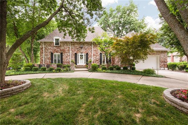 12725 High Drive, Leawood, KS 66209 (#2112927) :: No Borders Real Estate