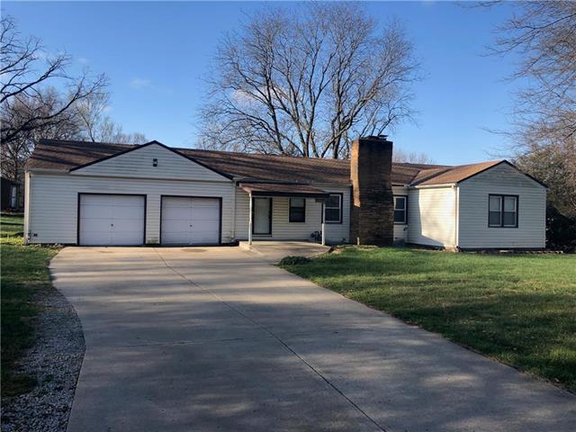 6001 NW Hilltop Road, Platte Woods, MO 64151 (#2113168) :: Edie Waters Network