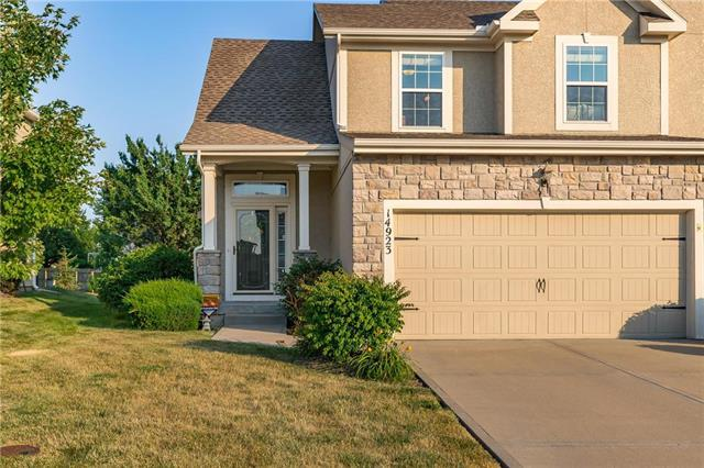 14923 W 64th Terrace, Shawnee, KS 66216 (#2113290) :: The Shannon Lyon Group - ReeceNichols