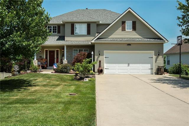 504 Hillcrest Street, Lansing, KS 66043 (#2113353) :: No Borders Real Estate