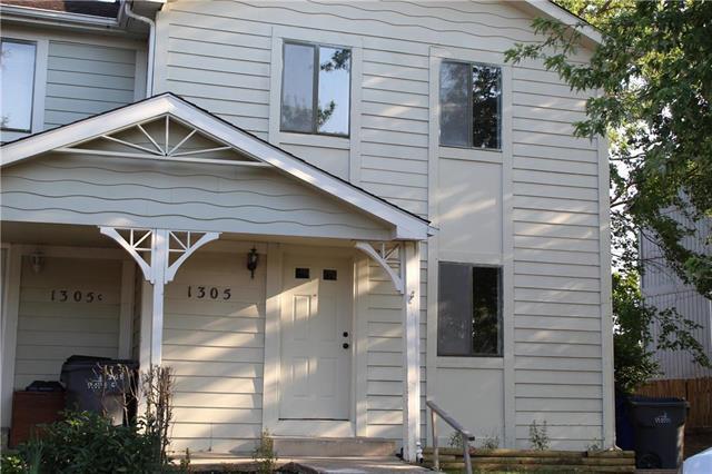 1305 E 123RD Terrace D, Olathe, KS 66061 (#2113398) :: No Borders Real Estate