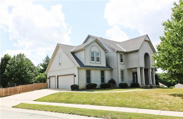 741 Cottonwood Terrace, Liberty, MO 64068 (#2113636) :: No Borders Real Estate