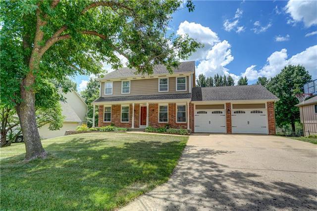 10907 W 50th Street, Shawnee, KS 66203 (#2113806) :: Kedish Realty Group at Keller Williams Realty