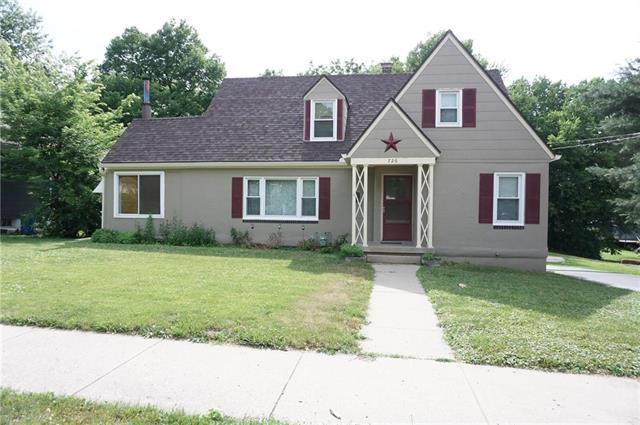 726 N Cottage Street, Independence, MO 64050 (#2113937) :: No Borders Real Estate
