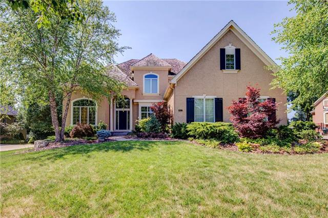 2617 W 140TH Street, Leawood, KS 66224 (#2114177) :: No Borders Real Estate