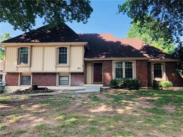 103 SW Lake Village Boulevard, Blue Springs, MO 64014 (#2114642) :: Edie Waters Network