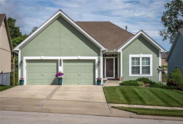 608 Porter Ridge Court, Kearney, MO 64060 (#2114695) :: No Borders Real Estate
