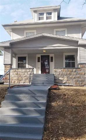 3328 Benton Boulevard, Kansas City, MO 64128 (#2116141) :: Edie Waters Network