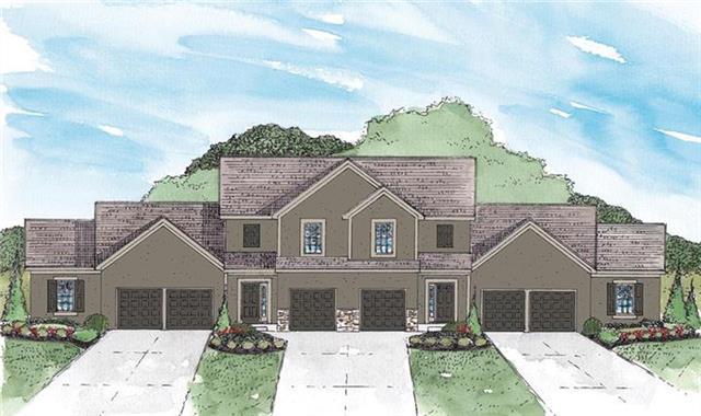 745 W Shawnee Court, Gardner, KS 66030 (#2116455) :: NestWork Homes