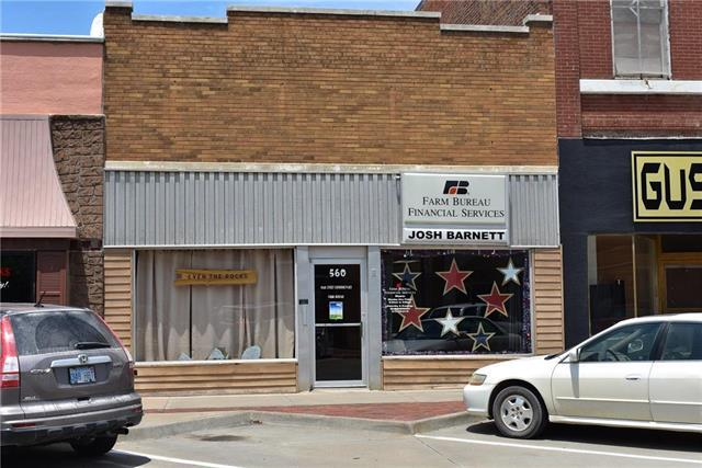 560 Main Street, Osawatomie, KS 66064 (#2116862) :: No Borders Real Estate