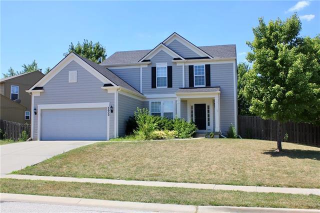 5600 Millridge Street, Shawnee, KS 66218 (#2117008) :: Edie Waters Network