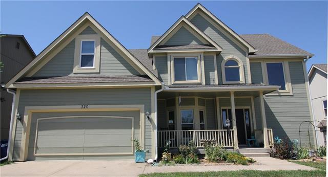 320 Shannon Avenue, Smithville, MO 64089 (#2117093) :: Kansas City Homes