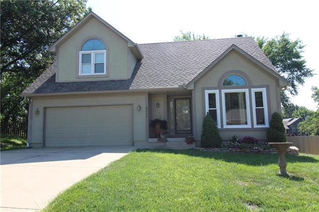 3233 Gateway Drive, Independence, MO 64057 (#2117249) :: Edie Waters Network